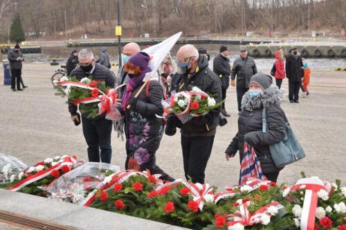 W Kołobrzegu oddano cześć Żołnierzom Wyklętym